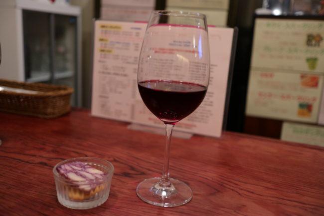 京都ダイナー樽生ワイン