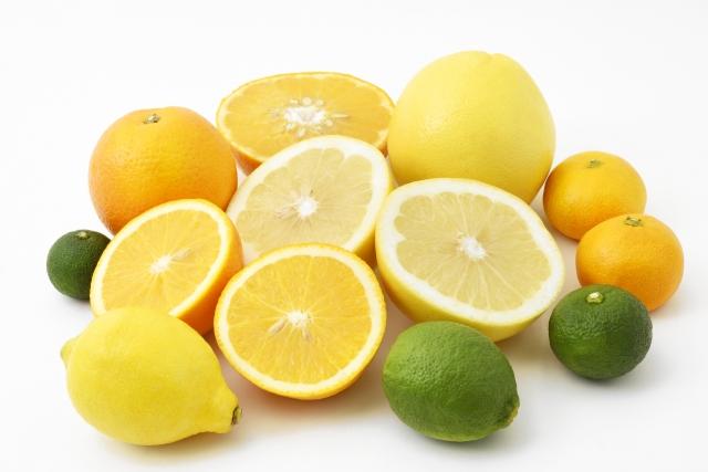 レモンとグレープフルーツ