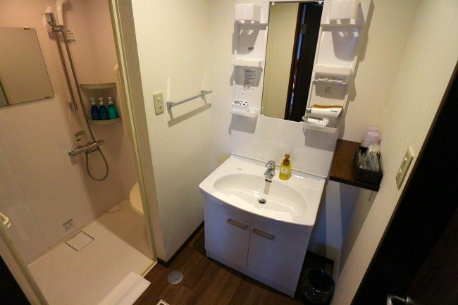 ネスタリゾート神戸 シャワールーム