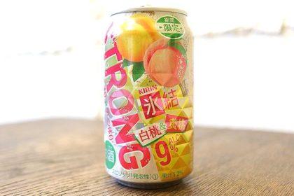 氷結白桃&黄桃