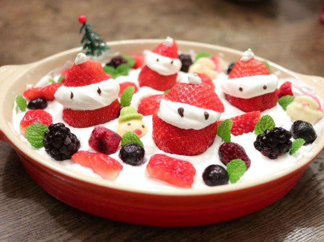 クリスマス スコップケーキとは