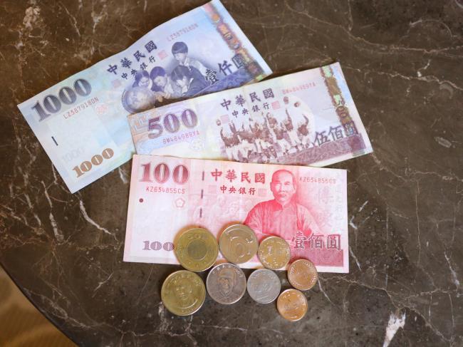 台湾ドルのレート2019