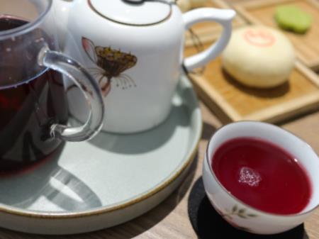 迪化街お茶やさんハイビスカスティー