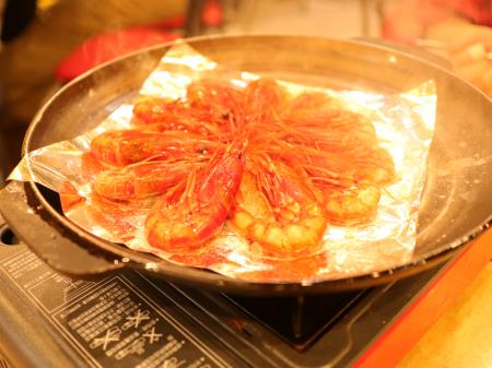 鵝肉城活海鮮(台北居酒屋)えびのやいたん