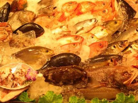 鵝肉城活海鮮(台北居酒屋)魚
