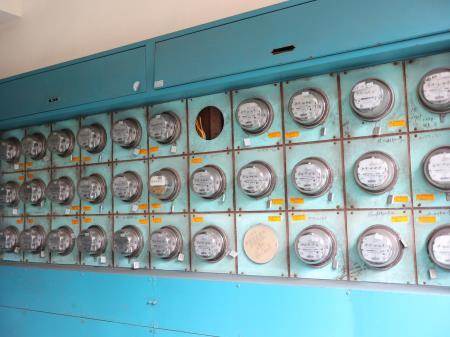 台北電気メーター