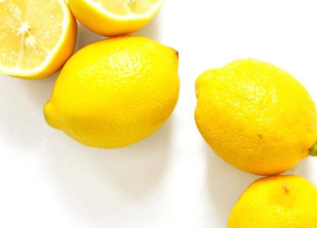 レモン果実