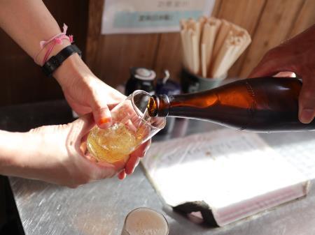 京橋庶民ビール