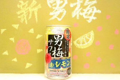 男梅サワー追いレモン2019