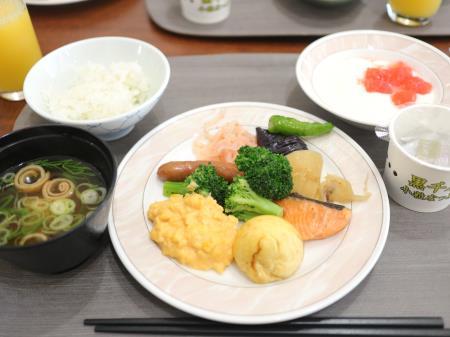 ネスタリゾート神戸ホテルザ・パヴォーネ朝食ビュッフェ