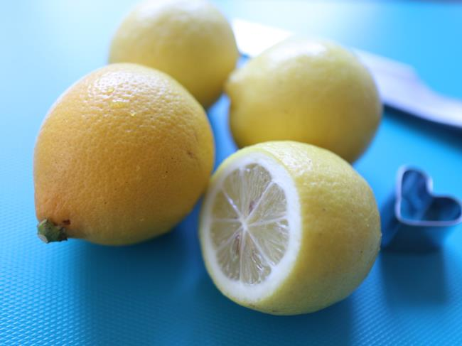 レモンハート型かたぬき