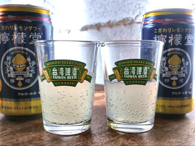 檸檬堂定番レモン山口産と埼玉産飲み比べ中身