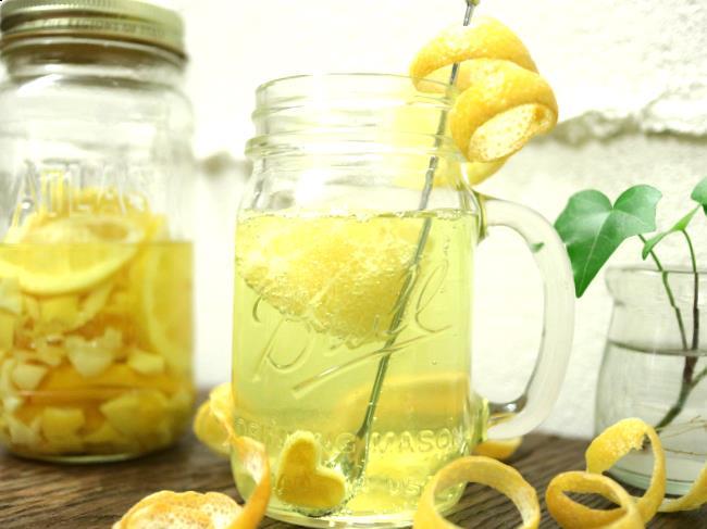 手造りチューハイレモン&ゆず冷たいチューハイ