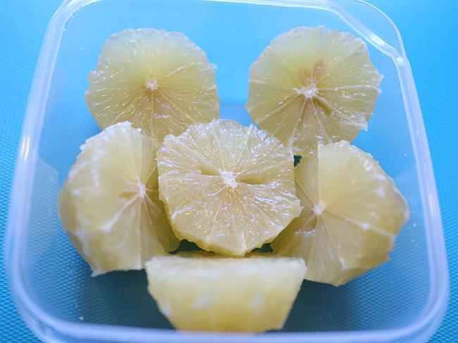 冷凍用レモン