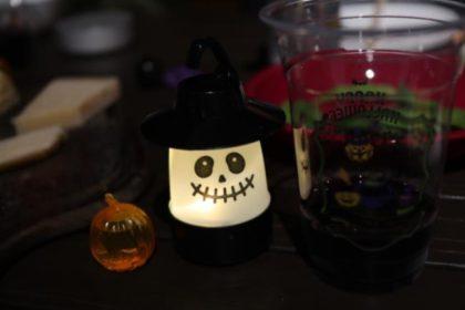 ハロウィンとワイン
